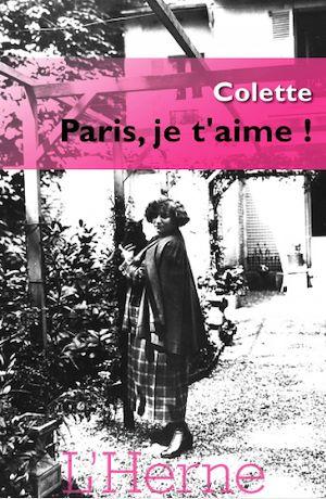 Téléchargez le livre :  Paris je t'aime !