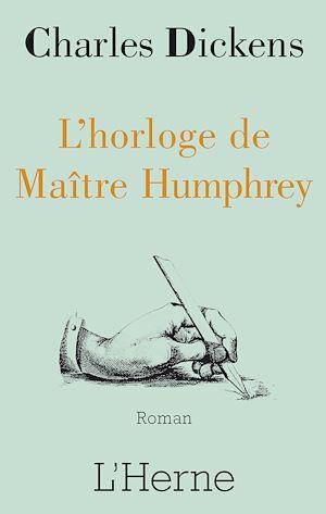 Téléchargez le livre :  L'horloge de Maitre Humphrey
