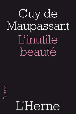 Téléchargez le livre :  L'inutile beauté