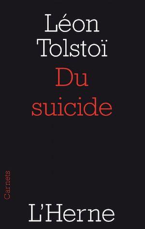 Téléchargez le livre :  Du suicide