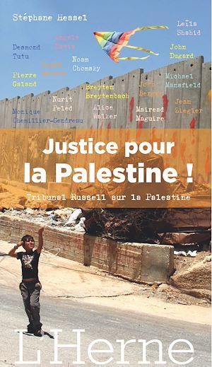 Téléchargez le livre :  Justice pour la Palestine