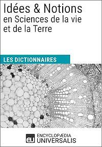 Télécharger le livre : Dictionnaire des Idées & Notions en Sciences de la vie et de la Terre