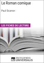 Télécharger cet ebook : Le Roman comique de Paul Scarron