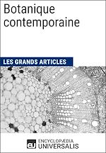 Télécharger le livre :  Botanique contemporaine
