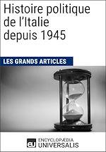 Télécharger cet ebook : Histoire politique de l'Italie depuis 1945