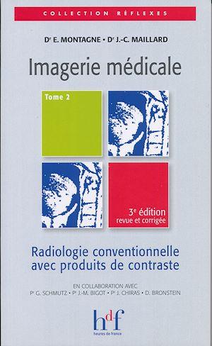 Téléchargez le livre :  Imagerie médicale - Tome 2