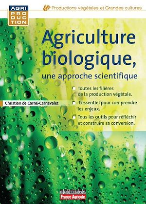 Téléchargez le livre :  Agriculture biologique