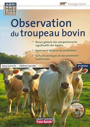 Téléchargez le livre :  Observation du troupeau bovin