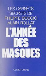 Télécharger le livre :  L'Année des masques