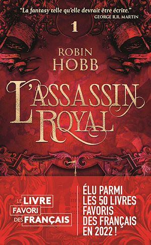 Téléchargez le livre :  L'Assassin royal (Tome 1) - L'apprenti assassin