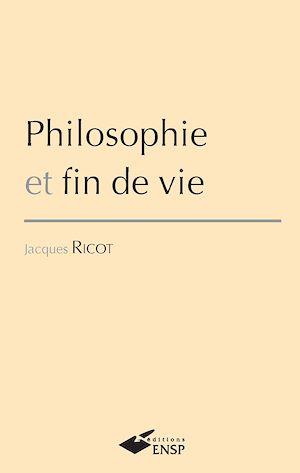 Téléchargez le livre :  Philosophie et fin de vie