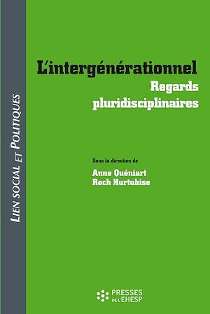 Téléchargez le livre :  L'intergénérationnel - Regards pluridisciplinaires