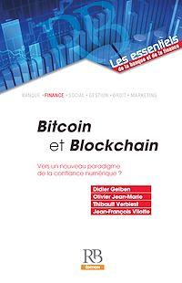Télécharger le livre : Bitcoin et Blockchain. Vers un nouveau paradigme de la confiance numérique ?