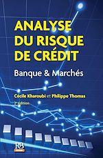 Télécharger le livre :  Analyse du risque de crédit