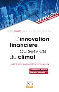 Télécharger le livre : L'innovation financière au service du climat ? Les Obligations à Impact Environnemental