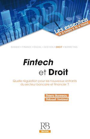 Téléchargez le livre :  Fintech et Droit - 2e édition