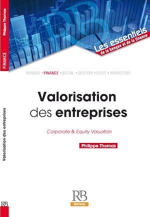 Téléchargez le livre :  Valorisation des entreprises