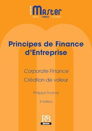 Téléchargez le livre :  Principes de Finance d'Entreprise