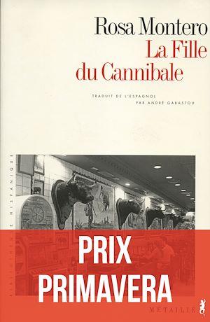 Téléchargez le livre :  La Fille du cannibale