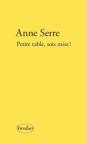 Téléchargez le livre :  Petite table, sois mise !