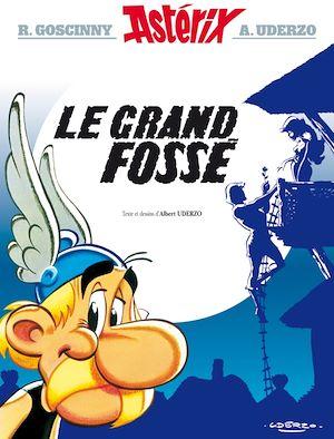 Téléchargez le livre :  Asterix - le Grand Fossé - nº25