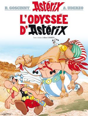 Téléchargez le livre :  Asterix - L'Odyssée d'Astérix - n°26