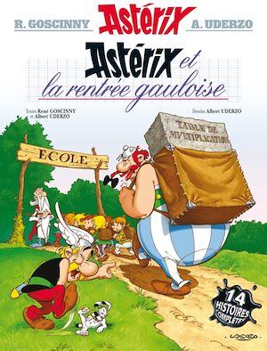 Téléchargez le livre :  Astérix - Astérix et la rentrée gauloise - nº32