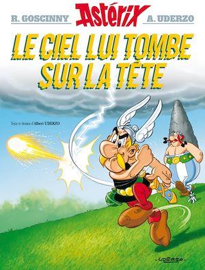 Téléchargez le livre :  Astérix - Le ciel lui tombe sur la tête - nº33