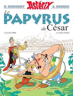 Téléchargez le livre :  Astérix - Le Papyrus de César - nº36