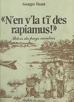 Télécharger le livre :  N'en v'la t'i' des rapiamus !, Patois du pays nantais