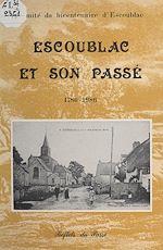 Télécharger le livre :  Escoublac et son passé (1786-1986)
