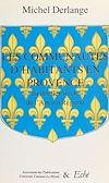 Téléchargez le livre numérique:  Les communautés d'habitants en Provence : au dernier siècle de l'Ancien Régime