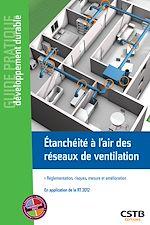 Télécharger le livre :  Étanchéité à l'air des réseaux de ventilation