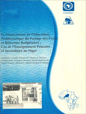 Téléchargez le livre :  Le Financement de l'Éducation, Problématique du Partage des Coûts et Réformes Budgétaires