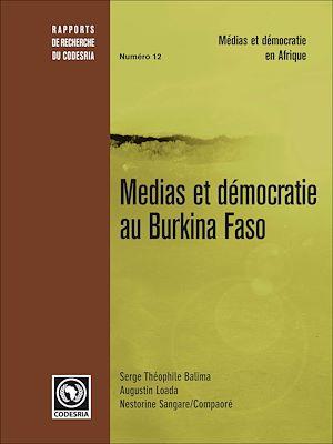 Téléchargez le livre :  Médias et démocratie au Burkina Faso