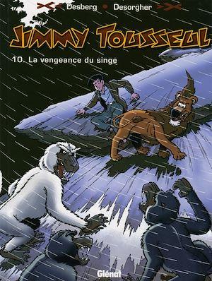 Téléchargez le livre :  Jimmy Tousseul - Tome 10