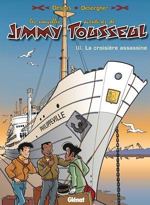 Téléchargez le livre :  Les Nouvelles Aventures de Jimmy Tousseul - Tome 03
