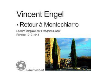 Téléchargez le livre :  Retour à Montechiarro, vol. 2