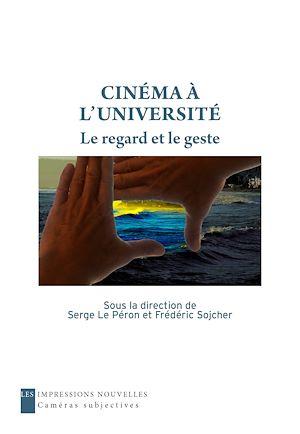 Téléchargez le livre :  Cinéma à l'Université