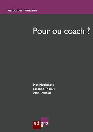 Téléchargez le livre :  Pour ou coach?