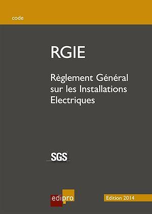 Téléchargez le livre :  RGIE