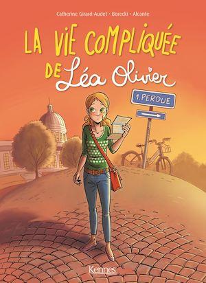 Téléchargez le livre :  La Vie compliquée de Léa Olivier BD T01