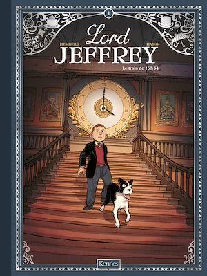 Téléchargez le livre :  Lord Jeffrey T01