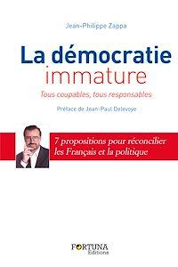 Télécharger le livre : La démocratie immature