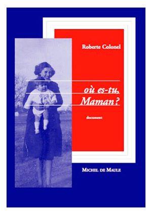 Téléchargez le livre :  Où es-tu, maman ?
