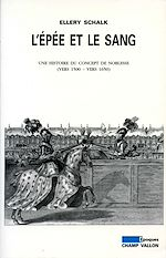 Télécharger le livre :  L'épée et le sang