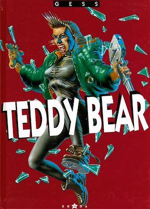Téléchargez le livre :  Teddy bear - Tome 01