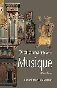 Téléchargez le livre numérique:  Dictionnaire de la musique