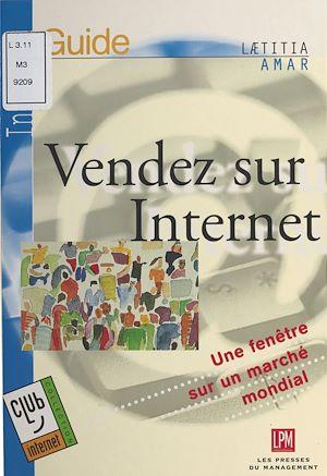 Téléchargez le livre :  Vendez sur Internet