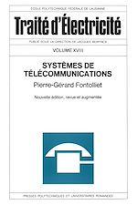 Télécharger le livre :  Systèmes de télécommunications
